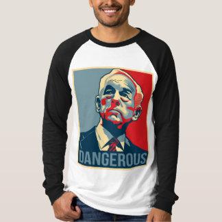 Ron Paul - Dangerous T-Shirt
