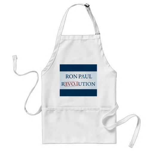 Ron Paul Delantal