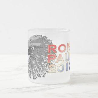 Ron Paul Eagle Coffee Mugs