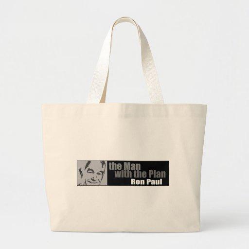 Ron Paul: El hombre con el plan Bolsa De Mano