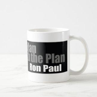 Ron Paul: El hombre con el plan Taza Clásica