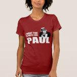 RON PAUL Election Gear Shirt