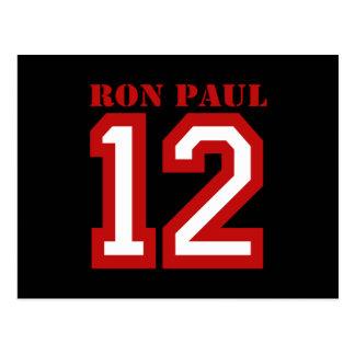 RON PAUL EN '12 TARJETAS POSTALES