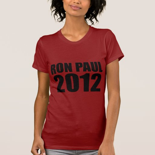Ron Paul en 2012 Camiseta