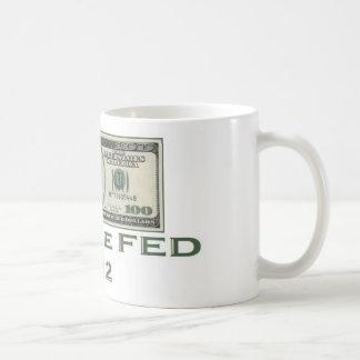 "Ron Paul ""End the Fed"" Coffee Mug"