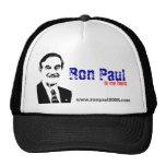 Ron Paul es mi héroe Gorra