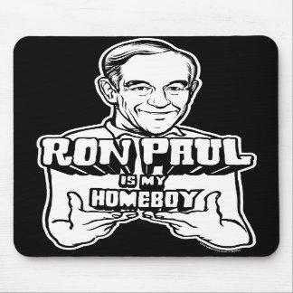 Ron Paul es mi Homeboy Mousepad