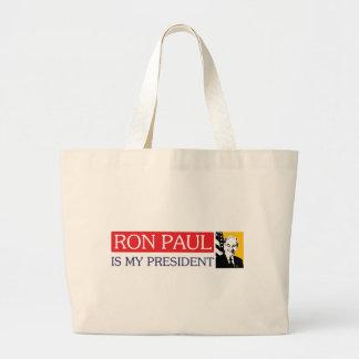 Ron Paul es mi presidente Bolsas