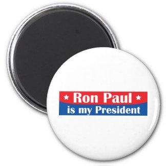 Ron Paul es mi presidente Iman De Nevera