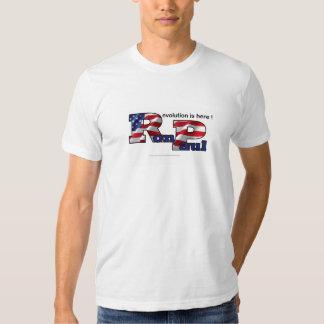Ron Paul  evolution Shirts