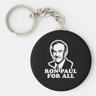Ron Paul for All Key Chain