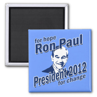 Ron Paul for Hope and Change Magnet