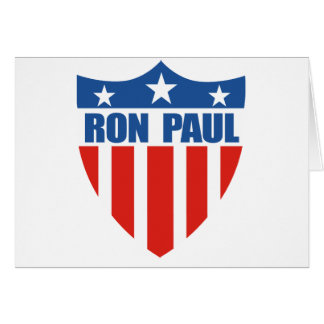 Ron Paul for President (12) Greeting Card