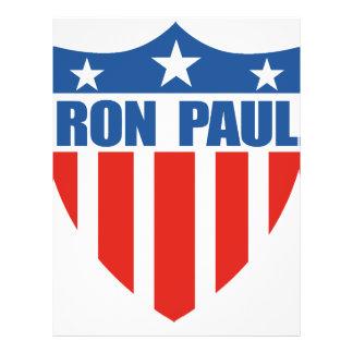 Ron Paul for President 12 Flyer