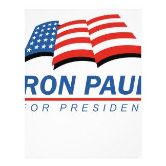 Ron Paul for President 13 Flyers