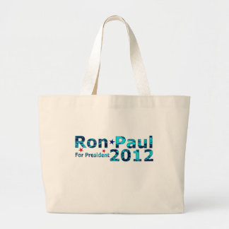 Ron Paul for President 2012 Canvas Bags