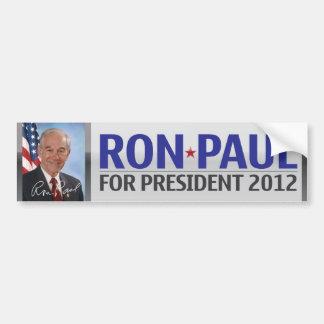 Ron Paul for President 2012 Bumper Sticker