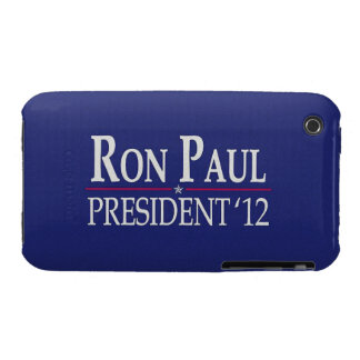 Ron Paul for President 2012 iPhone 3 Case-Mate Case