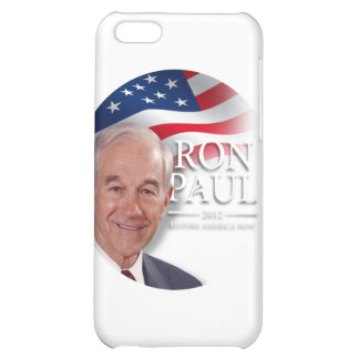 Ron Paul for President 2012 iPhone 5C Case