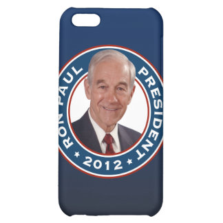Ron Paul for President 2012 Case For iPhone 5C