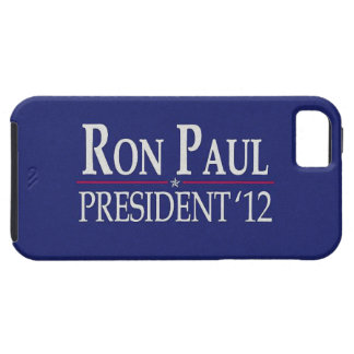 Ron Paul for President 2012 iPhone SE/5/5s Case
