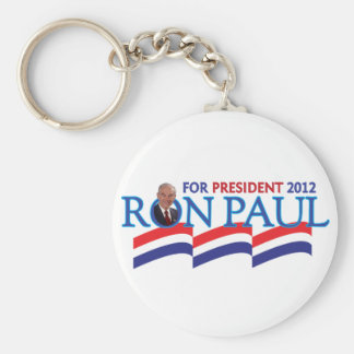 Ron Paul for President 2012 Keychains