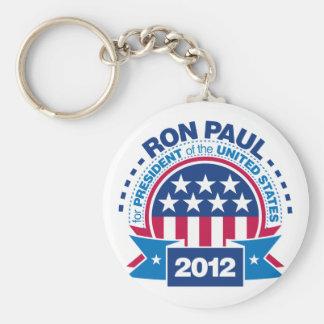 Ron Paul for President 2012 Keychain