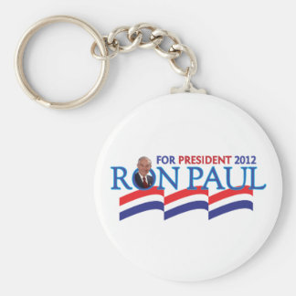Ron Paul for President 2012 Key Chains