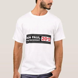 Ron Paul for President 2012 Male T-Shirt