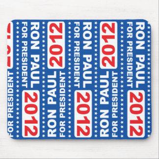 Ron Paul for President 2012 Mousepad