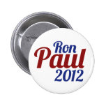 Ron Paul for President 2012 Pinback Button