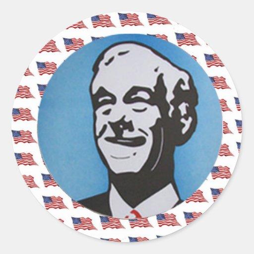 Ron Paul for President 2012 Sticker