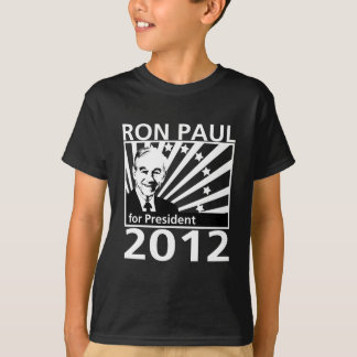 Ron Paul For President 2012 T-Shirt