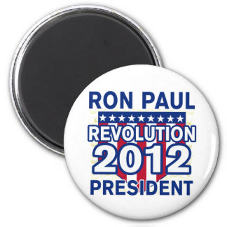 Ron Paul for President 2012 Tshirts Magnet