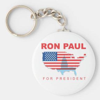 Ron Paul for President (3) Key Chain