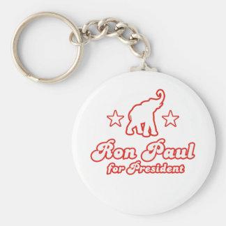 Ron Paul for President (4) Key Chain