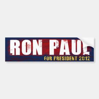 Ron Paul for President Car Bumper Sticker