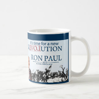 Ron Paul for President Coffee Mug