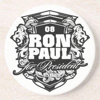 Ron Paul for President Drink Coaster