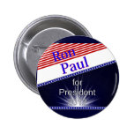 Ron Paul For President Explosion Button