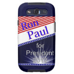 Ron Paul For President Explosion Samsung Galaxy SIII Cases