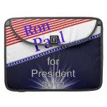 Ron Paul For President Explosion Sleeve For MacBooks