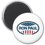Ron Paul for president Fridge Magnets