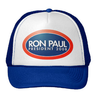 Ron Paul for President Hat