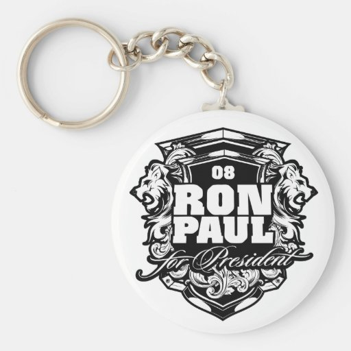 Ron Paul for President Key Chains
