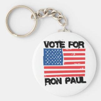 Ron Paul for President Keychain