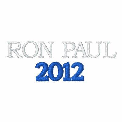 Ron Paul for President LADIES ZIP HOODIE
