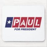 Ron Paul for President Mousepads
