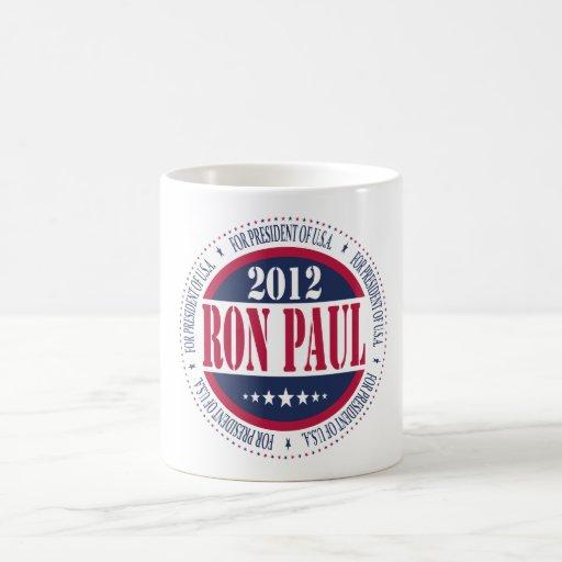 Ron Paul for President Coffee Mugs