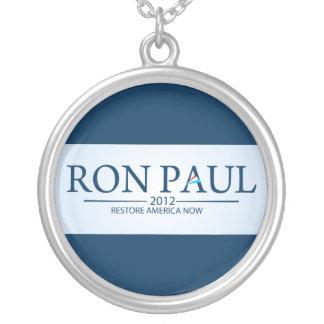 Ron Paul for President Personalized Necklace
